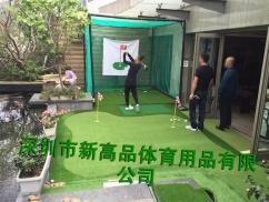 广州某私家花园工程案例