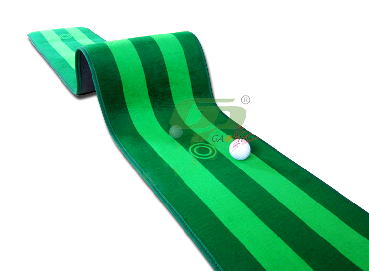 顺逆草高尔夫推杆毯