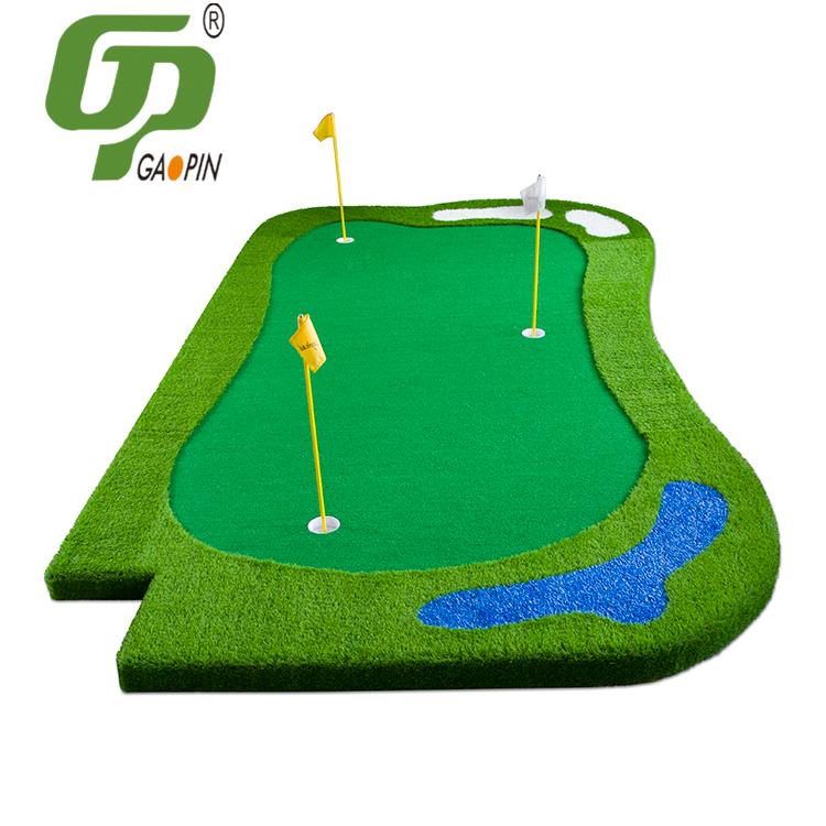 GP-定制款 高尔夫果岭-便携式果岭