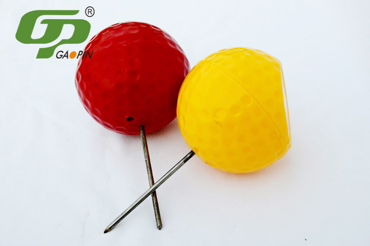 GP-2561B球形发球台标志