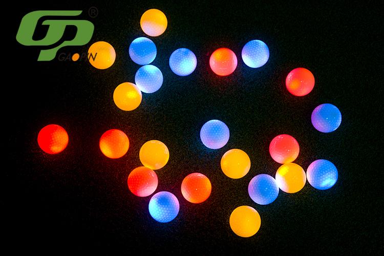 GP-1-LED 高尔夫球-LED球
