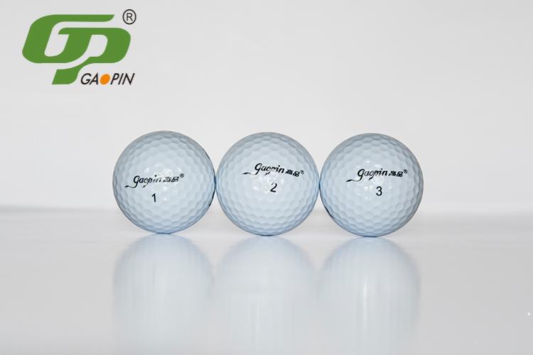 GP-2-BS 高尔夫球-双层比赛球