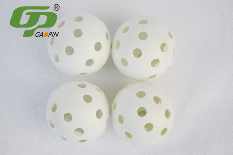 PJ-312C 高尔夫球-有孔练习球