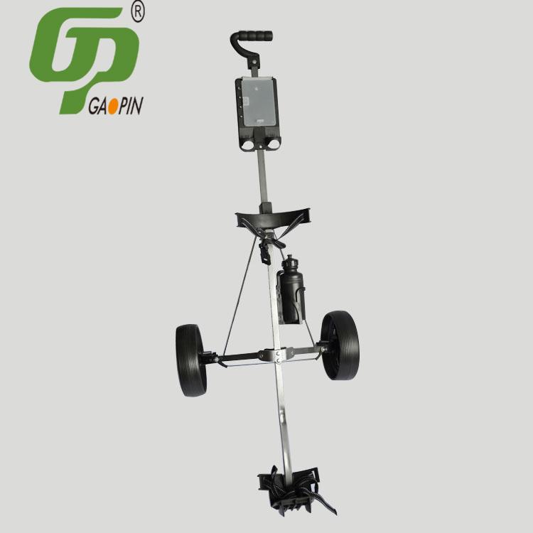 GP-PP1 高尔夫球车-双轮球包车
