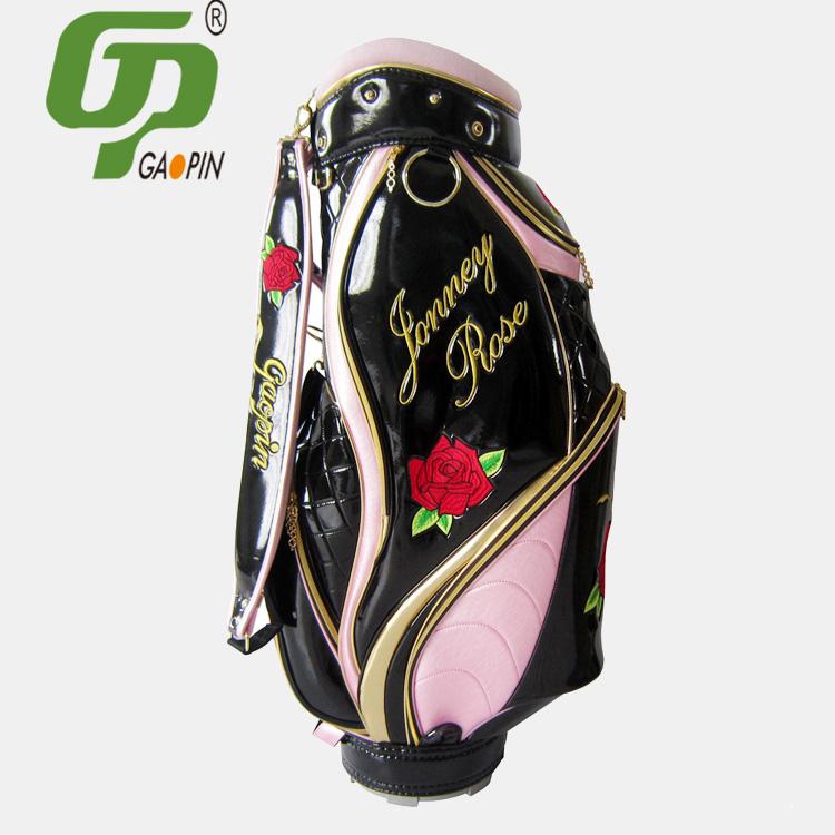 GP-80156 高尔夫球包-玫瑰球包