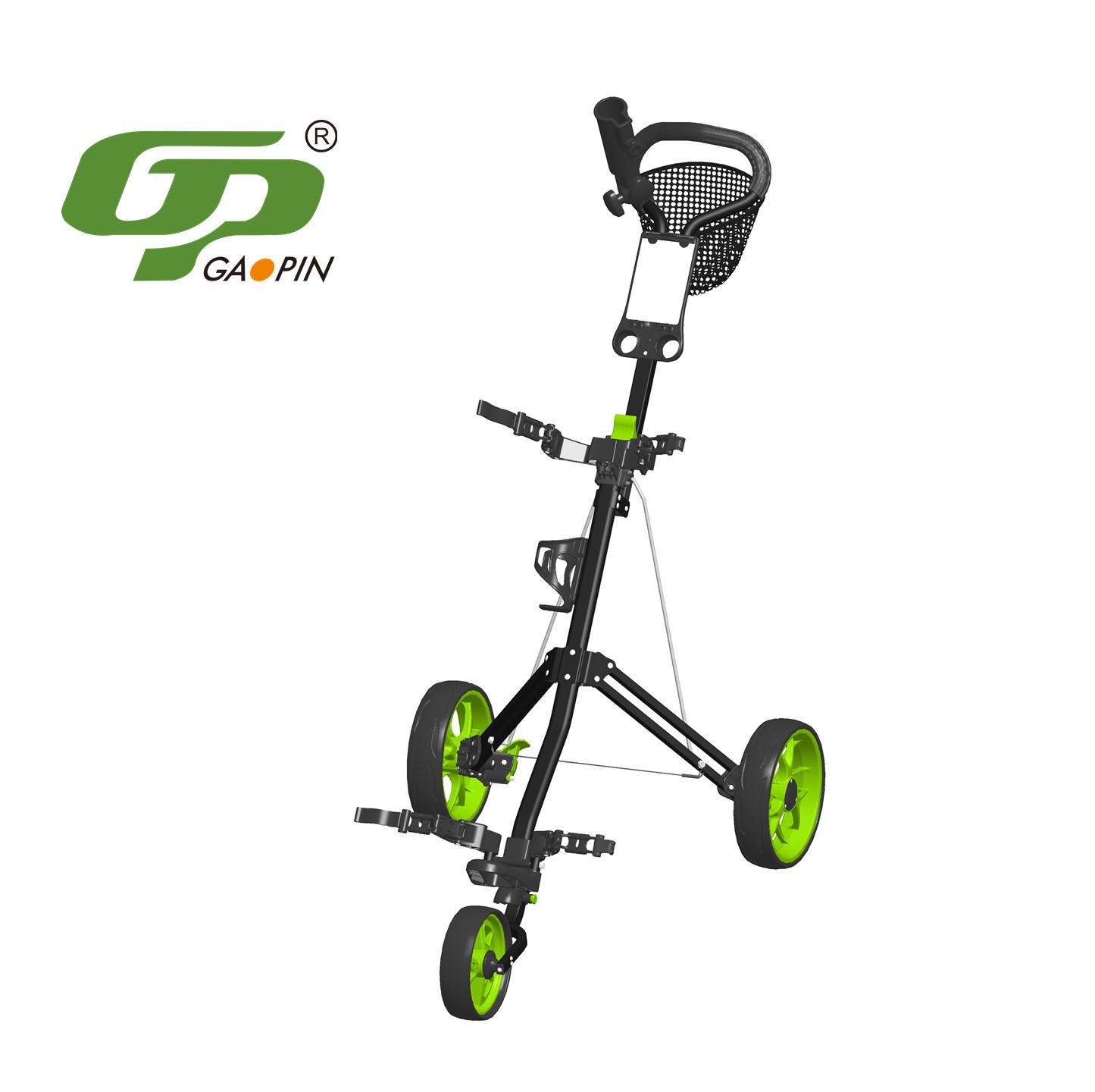 GP-PP5 高尔夫球车-三轮球包车