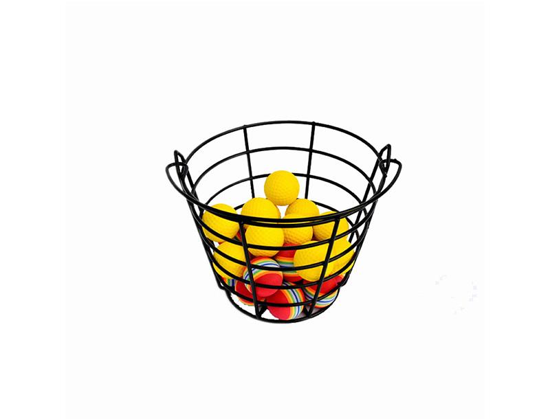 高尔夫球装球篮