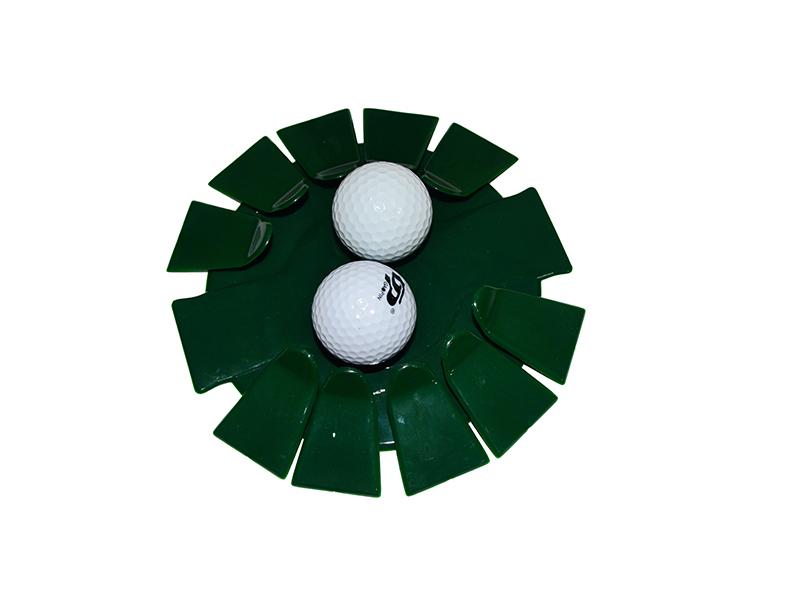 塑胶高尔夫推杆盘