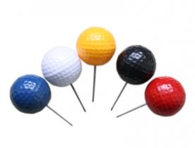 球形发球台标志