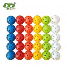 高尔夫有孔球 洞洞球 儿童练习球