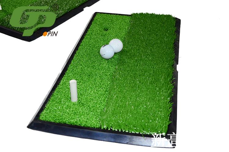 长短草挥杆垫 品类: 室内 高尔夫用品 用途: 室内 高尔夫球场练习.