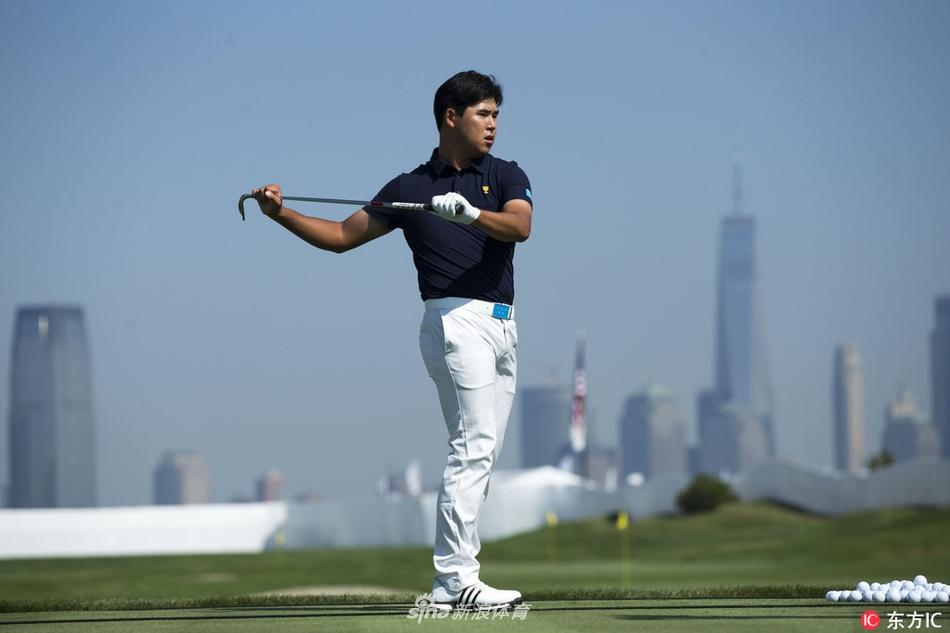 高尔夫球赛:总统杯 纽约高尔夫俱乐部备战
