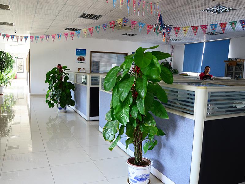 新高品办公环境